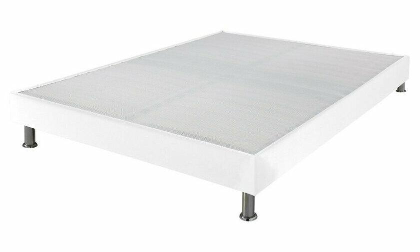 sommier tapissier gris sl15. Black Bedroom Furniture Sets. Home Design Ideas