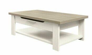 Table basse Molise