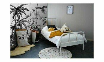 lit a barreau adulte spartakiev. Black Bedroom Furniture Sets. Home Design Ideas