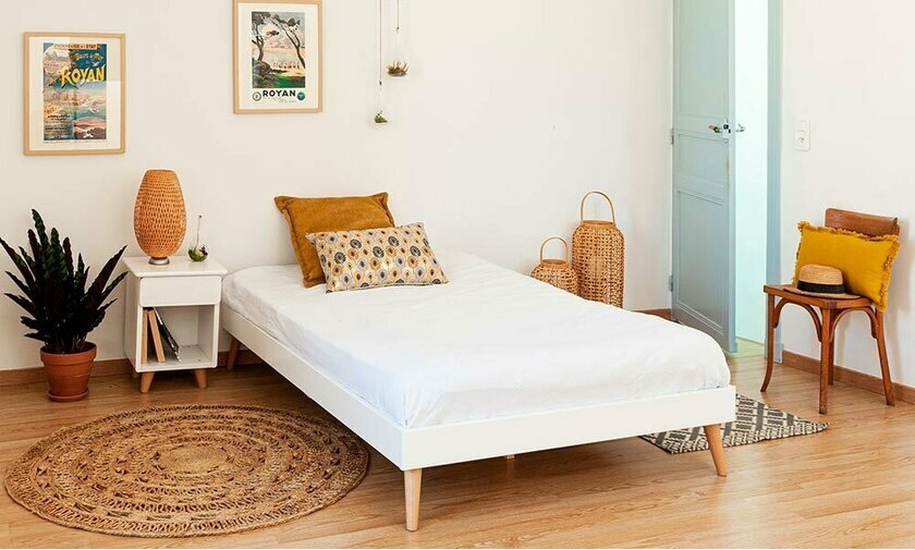 Couchage complet blanc Euphor